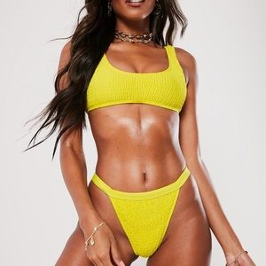 Missguided 2 piece bikini